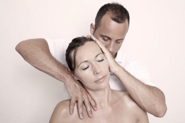 Nek behandeling osteopathie