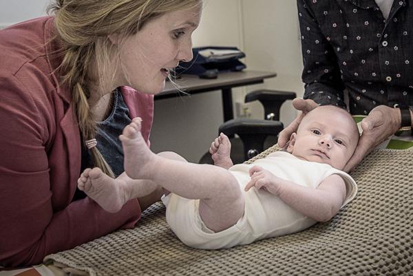 Osteopathie voor Baby's